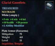Glacial Gauntlets