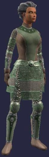 Highland Stalker (female)