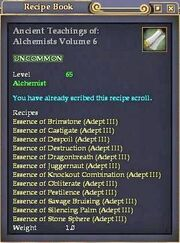Ancient Teachings of- Alchemists Volume 6