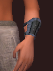 Darkblade's Lacerating Wristguard (Equipped)