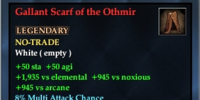 Gallant Scarf of the Othmir
