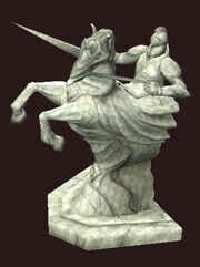 Statue-of-heroric-lance