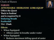 Cloak of Runes