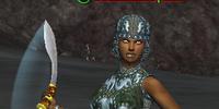 A Blackshield pirate (Timorous Deep)