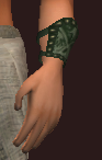 Forest Bracers of the Far Seas Traders (Equipped)