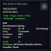 The Staff of Rikantus