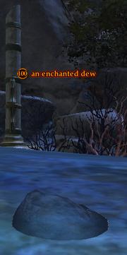 An enchanted dew