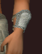 Spiritwalker's Umbral Rune Chain Cuffs of Summons (Equipped)