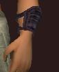 Planar Pirate's Cuffs (Equipped)