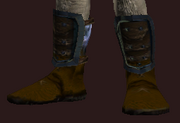 Devout Shoes of Skullhelm (Equipped)