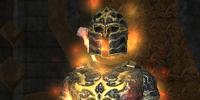 An enflamed sentinel