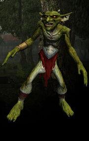 Race goblin