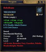 Rebelbane