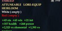 Legendary Legguards of Oxdaxius