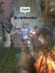 A Ry'Gorr striker