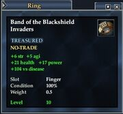 Band of the Blackshield Invaders