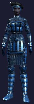Bombast (Armor Set) (Visible, Female)