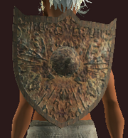 Imbued Iron Kite Shield (Equipped)