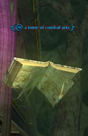 A tome of combat arts