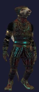 Desecrated armor set