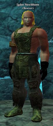 Igdor Steelthorn