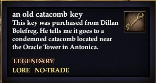 File:An old catacomb key.jpg