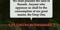 Gok'Chai the Substantiator