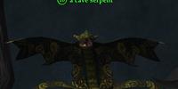 A cave serpent