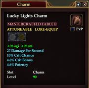 Lucky Lights Charm