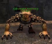 A Kragbak channel lord