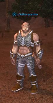 A Sullon guardian