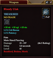 Bloody Ulak