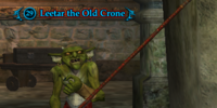 Leetar the Old Crone