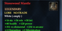Stonewood Mantle
