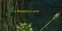 A Runnyeye seer (Enchanted Lands)