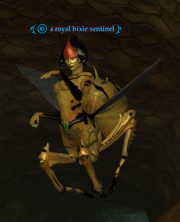 A royal bixie sentinel