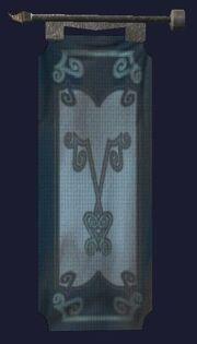Azure tapestry of the forsaken (Visible)