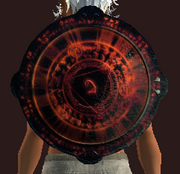 Daring Round Shield (Equipped)