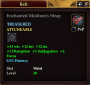 Enchanted Medium's Strap