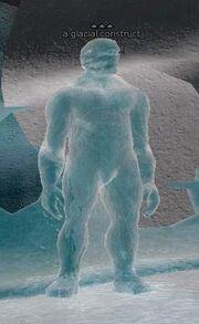Glacial construct