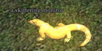 A skittering monitor