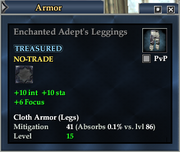 Enchanted Adept's Leggings