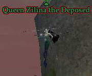 Queen Zilina the Deposed