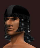 Stormbringer's Cap of the Citadel (Equipped)
