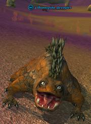 A thornspine devourer