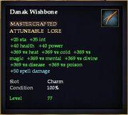 Danak Wishbone