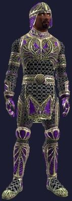 Elaborately Ornamented Chain (Armor Set) (Visible, Male)