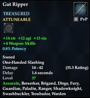 Gut Ripper