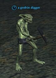 A grobin digger