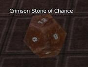 Crimson Stone of Chance (Visible)